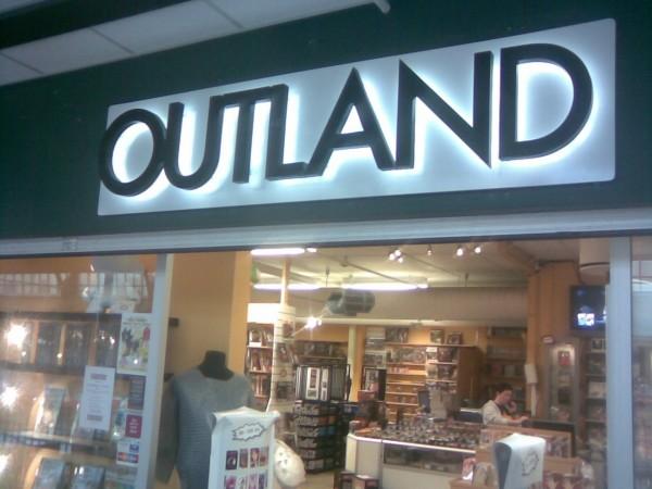 Sklep Outland wOslo