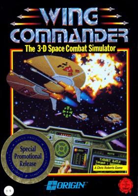 Wing Commander - pudełko