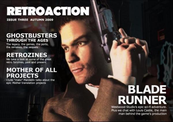 Retroaction Magazine
