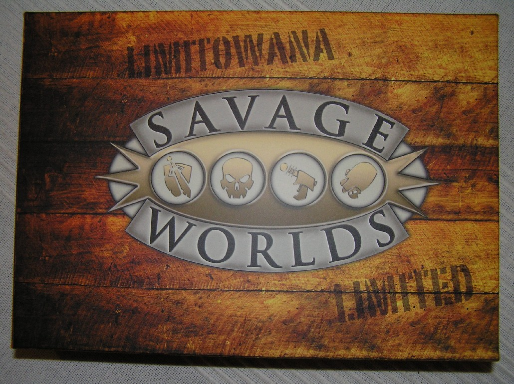 Savage Worlds Explorer's Edition PL
