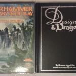 Designers & Dragons - porównanie