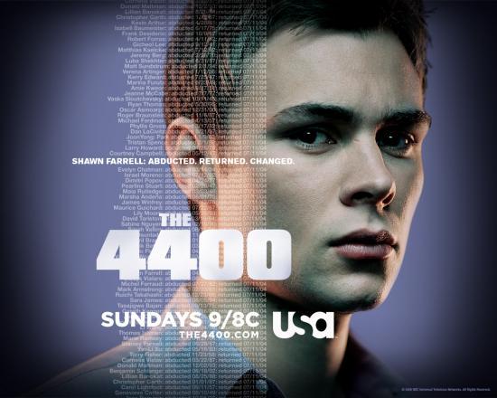 4400 - jeden zgłównych bohaterów