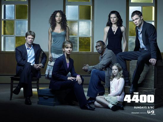 4400 - obsada
