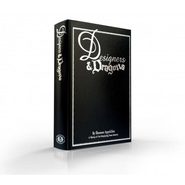 Designers & Dragons – rzut okiem