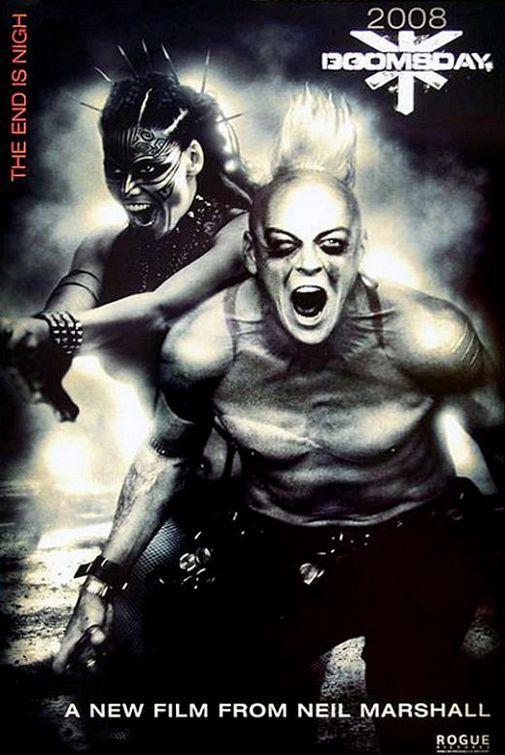 Doomsday - plakat