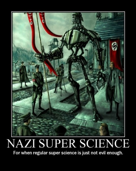 Nazi Super Science