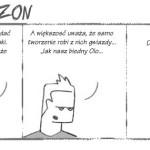 Korniszon – fandomowy komiks w Esensji (2004 r.)