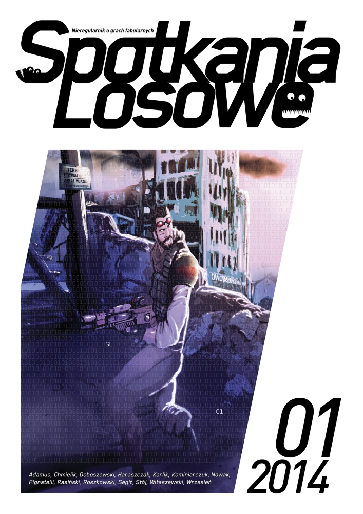Spotkania Losowe – nieregularnik oRPG
