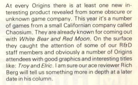 "Mała, nieznana fima Chaosium. :) ""Strategy & Tactics"" #64 (Sep-Oct 1977)"