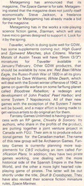 """Strategy & Tactics"" #78 (Jan-Feb 1980)"
