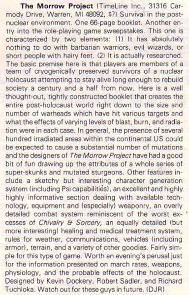 """Strategy & Tactics"" #84 (Jan–Feb 1981)"