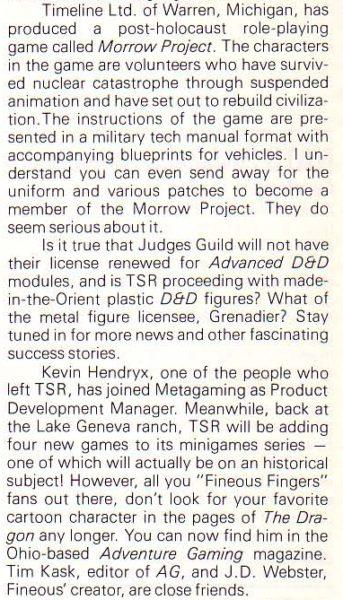 """Strategy & Tactics"" #90 (Jan-Feb 1982)"