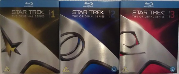 ST: TOS Blu-ray