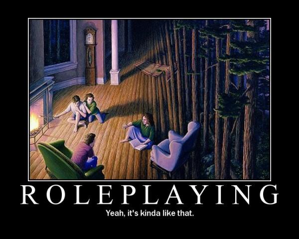 RPG Moticational Poster