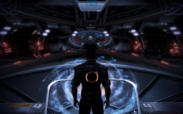 Mass Effect 3 - railroading naratunek galaktyce