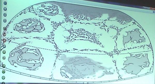 Mapa Ochrii