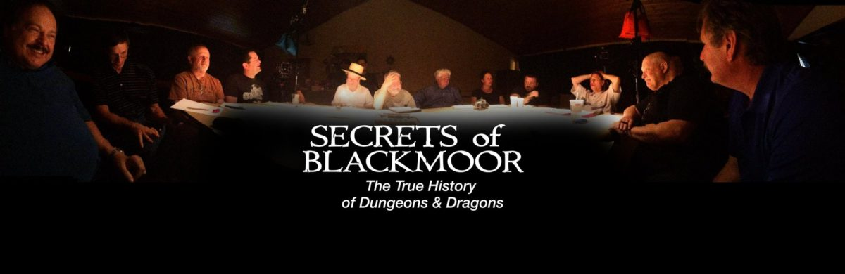 Secrets of Blackmoor – prawdziwe początki RPG
