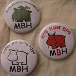 MBH - przypinki