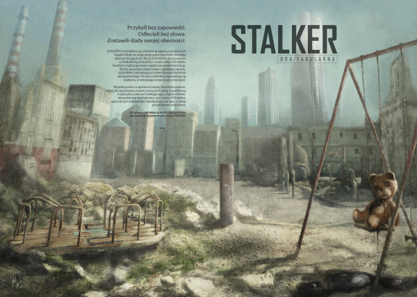 STALKER – okładka