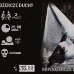 """""""Krwiożercze duchy"""" edycja polska"""